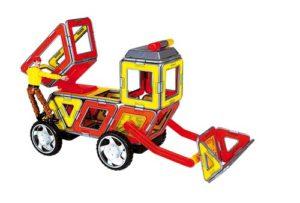 Поделка в виде трактора