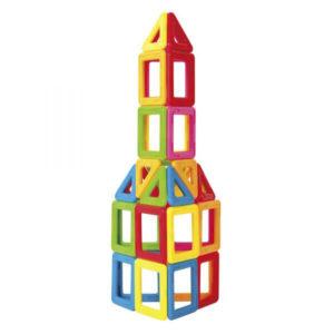 Башня из Магформерс